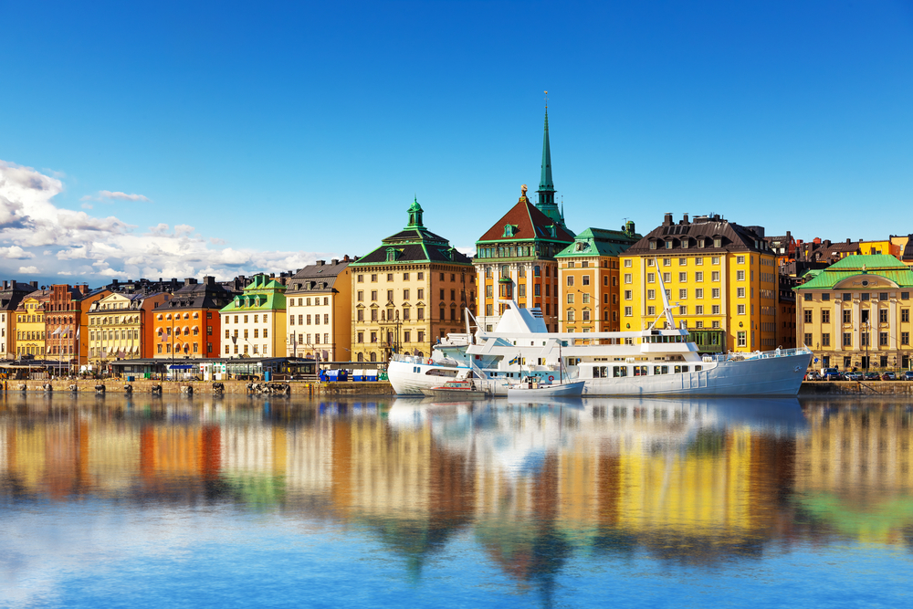 Sweden shutterstock_157258943
