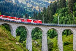 Switzerland. Grand Tour